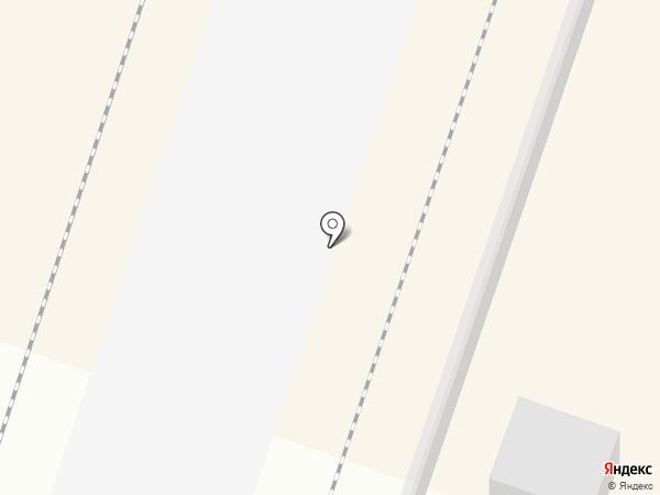 BZT на карте Мурино