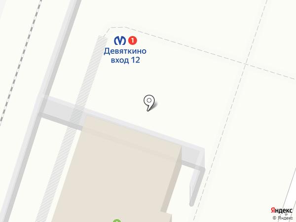 Платежный терминал, Связной банк на карте Мурино