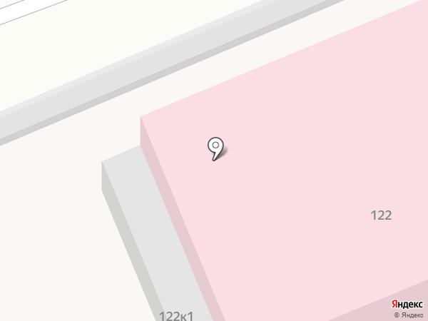 Психиатрическая больница №1 им. П.П. Кащенко на карте Санкт-Петербурга