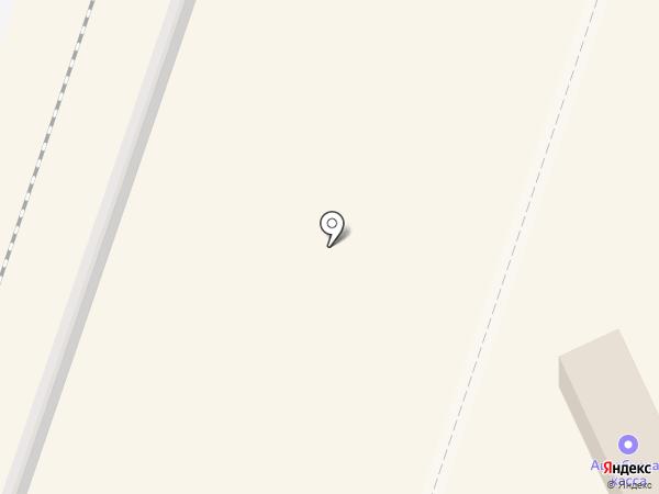 Северный на карте Мурино