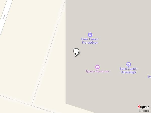 Платежный терминал, Банк Санкт-Петербург, ПАО на карте Мурино