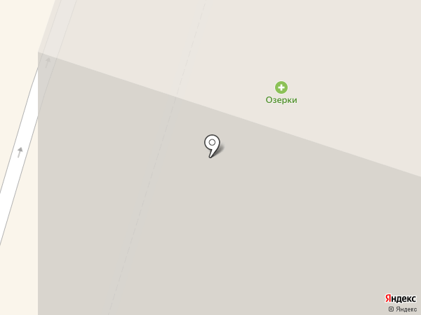 Александра на карте Мурино