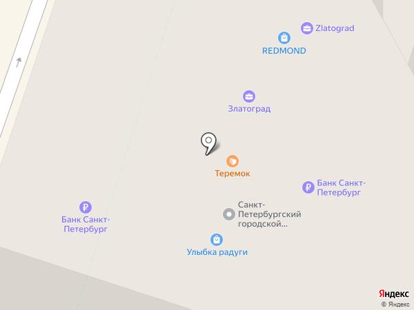 Шахерезада на карте Мурино
