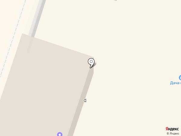 Магазин товаров для дома и сада на карте Мурино
