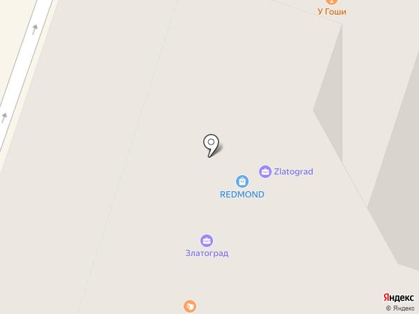 REDMOND smart home на карте Мурино