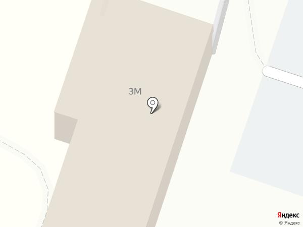 Магазин обуви на Привокзальной площади на карте Мурино