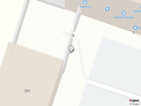 Секонд-хенд на карте Мурино