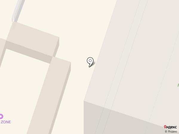 Строй-городок на карте Мурино