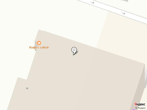 Садово-Фермерский центр на карте Мурино