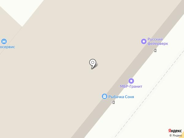 Багира на карте Мурино
