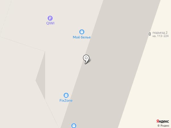 Бакерай на карте Мурино