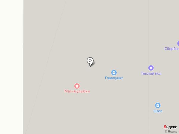 2 Stvola на карте Мурино