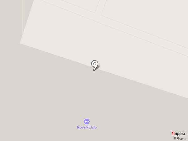 KOVRIK Club на карте Мурино