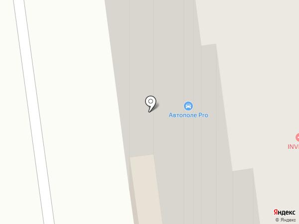 КАН-Р на карте Санкт-Петербурга