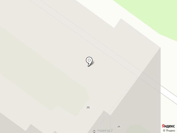 Новосел, ТСЖ на карте Санкт-Петербурга