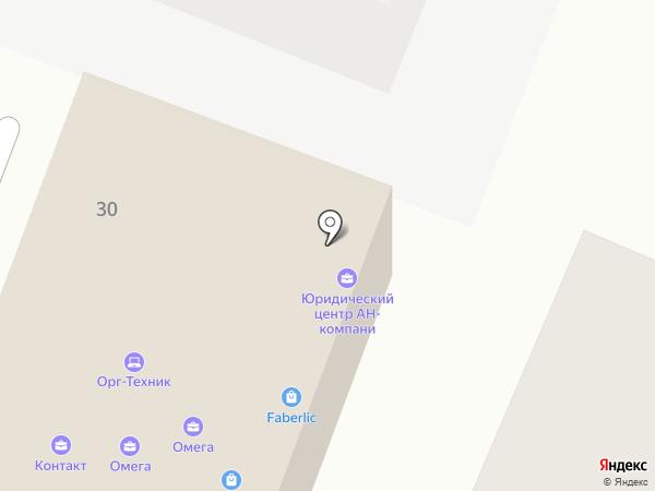 Одёжкино на карте Мурино