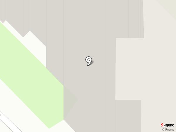 ЖЭС №4 на карте Мурино