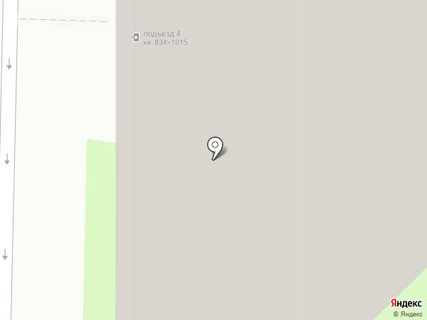 Магазин хозтоваров на карте Мурино
