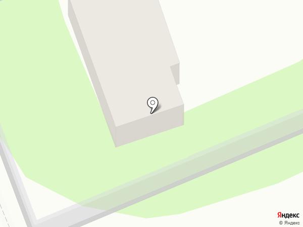 Шиномонтажная мастерская на Английской на карте Мурино