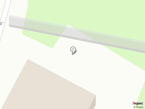 Церковь Евангельских Христиан-Баптистов на карте Мурино