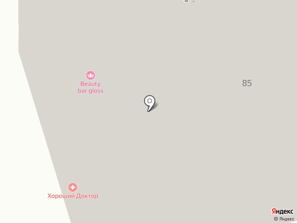 Муниципальная управляющая компания, МАУ на карте Мурино