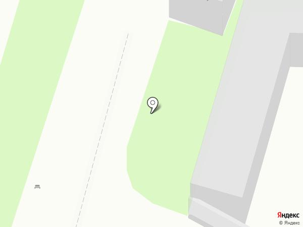 Бесплатный туалет на карте Токсово
