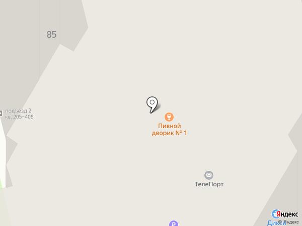 ОЛДЕНТА на карте Мурино