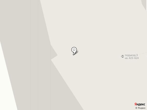 Муринский Посад на карте Мурино