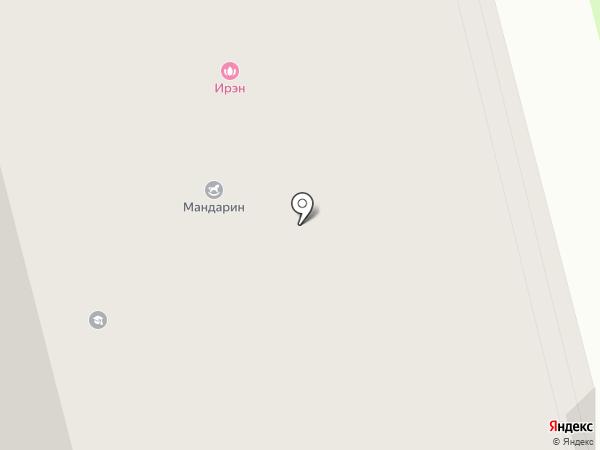 Суши Хом на карте Мурино