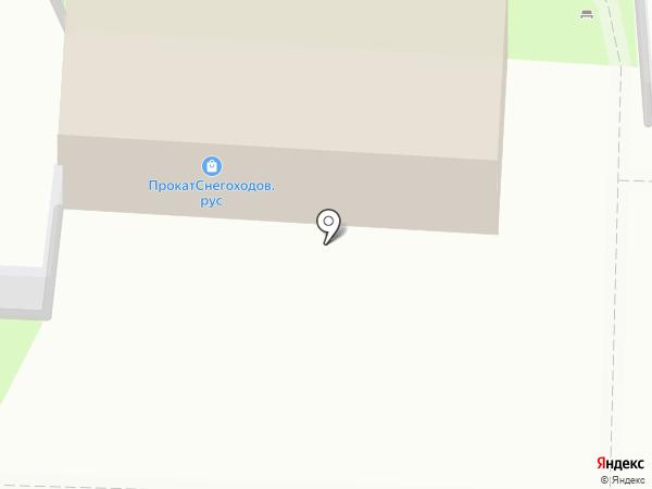 Зубровник на карте Токсово