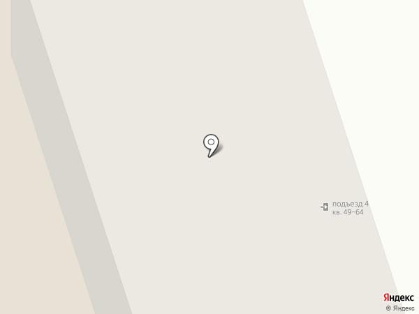 Охта-Сервис на карте Мурино