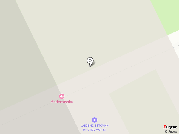 ТЕОС, ЗАО на карте Санкт-Петербурга