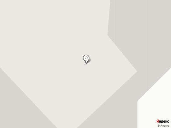 Модикус на карте Мурино