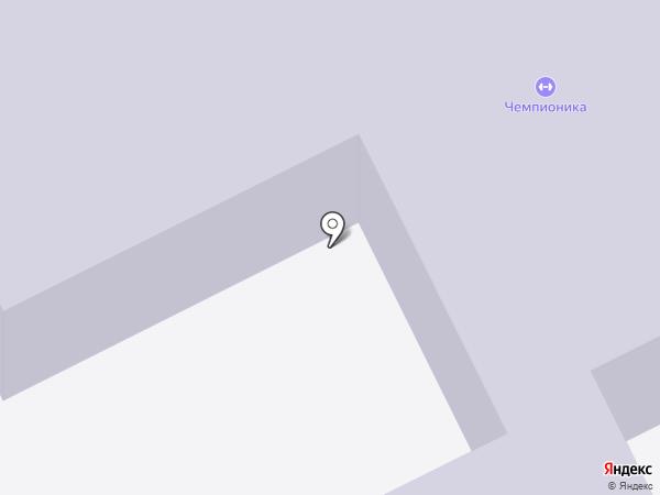 Детский сад №61 на карте Мурино