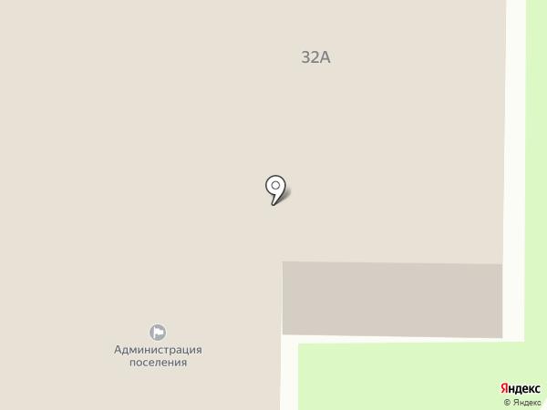 Администрация сельского поселения Муринское на карте Мурино