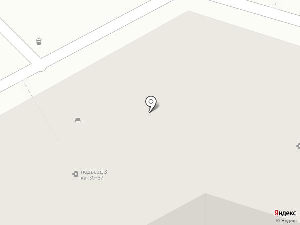 Амбулатория на карте Мурино