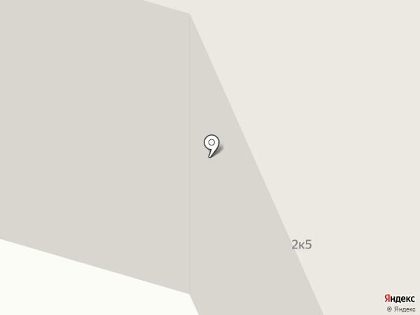 Канал на карте Мурино