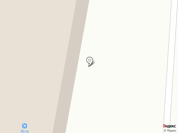 ПромПартнер на карте Санкт-Петербурга