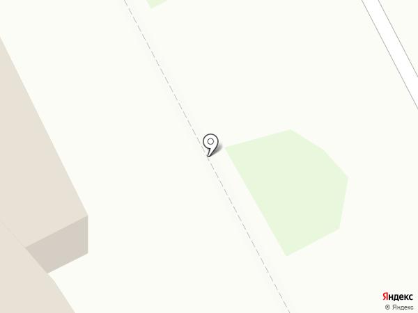 Смайл на карте Нового Девяткино