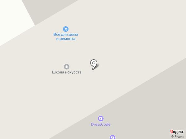 Шпулька на карте Нового Девяткино