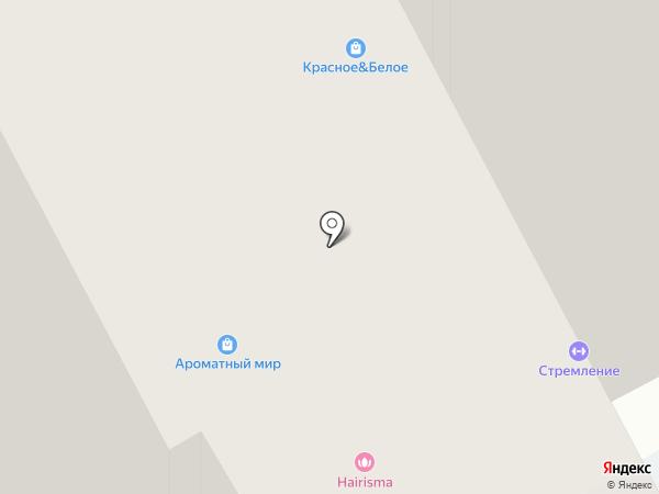 HAIRISMA на карте Нового Девяткино