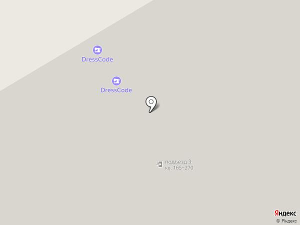 Полушка на карте Нового Девяткино