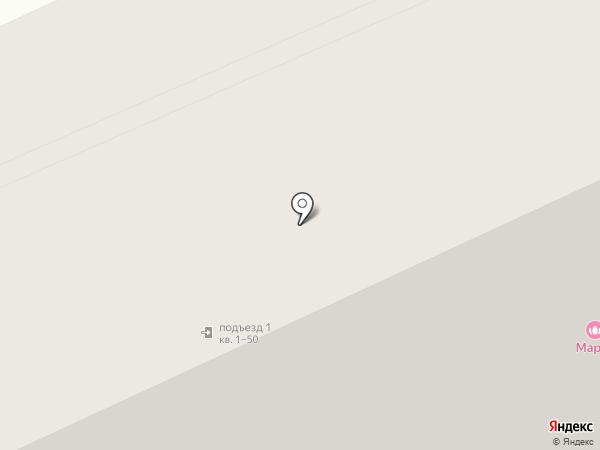 Марго на карте Нового Девяткино