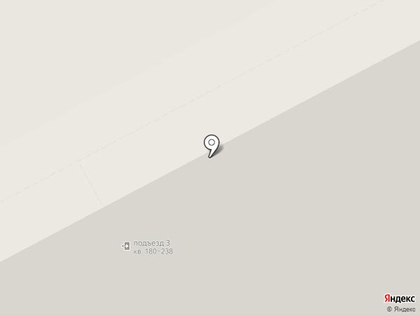 №1163, ЖСК на карте Санкт-Петербурга