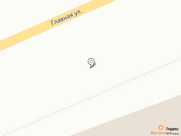 Восточный дворик на карте Нового Девяткино