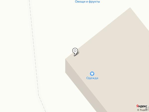 Магазин одежды на карте Нового Девяткино