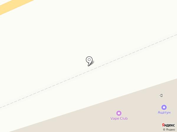Продуктовый магазин на карте Нового Девяткино