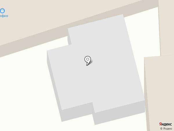 Цветоторг на карте Нового Девяткино