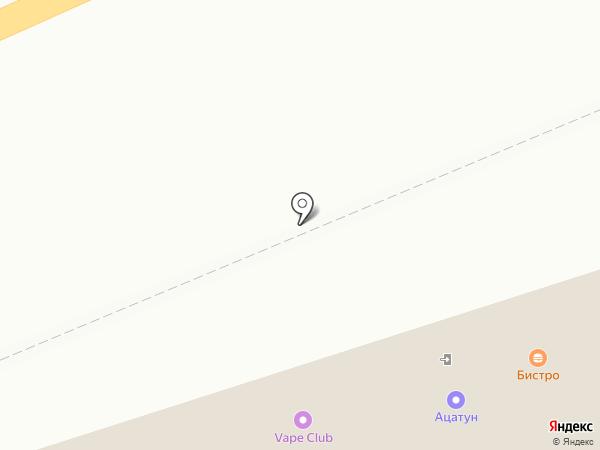 От души на карте Нового Девяткино