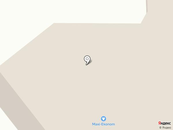 Центр бытовых услуг на карте Нового Девяткино